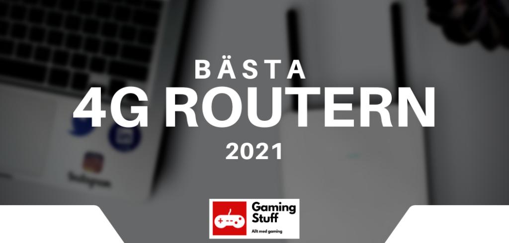 bästa 4g routern 2021
