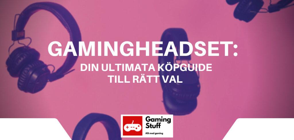 Gamingheadset